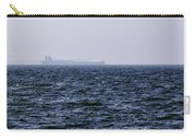 Lake Erie Cargo Ship Carry-all Pouch