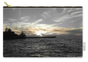 Lake Erie Lights Carry-all Pouch