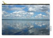 Lake Full Of Clouds Carry-all Pouch