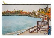 Lake Geneva Shoreline Carry-all Pouch