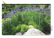 Lake George Irises Carry-all Pouch