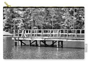 Lake Greenwood Pier Carry-all Pouch