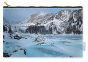 Lake Haiyaha Winter Carry-all Pouch