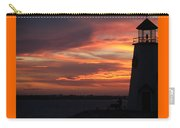 Lake Hefner Lighthouse Carry-all Pouch