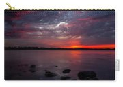 Lake Herman Sunset Carry-all Pouch
