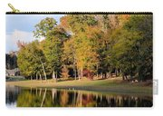 Lake House In Autumn Carry-all Pouch