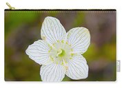 Lake Huron Wildflower Carry-all Pouch