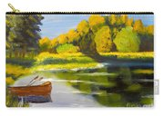 Lake Illawarra At Primbee Carry-all Pouch