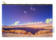 Lake In Rano Raraku Crater Carry-all Pouch