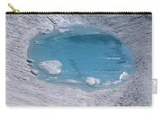 M-05416-lake In Summit Crater On South Sister Carry-all Pouch