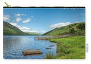 Lake In Wales Carry-all Pouch
