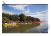 Lake Inlet With Dredger Carry-all Pouch