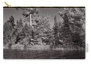 Lake Kayaking Bw Carry-all Pouch
