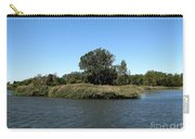 Lake Kirsty At Tifft Nature Preserve Buffalo New York Carry-all Pouch