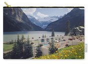 1m3520-h-lake Louise Chateau Carry-all Pouch
