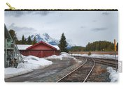 Lake Louise Depot Carry-all Pouch