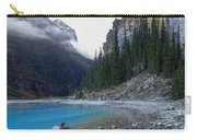 Lake Louise North Shore - Canada Rockies Carry-all Pouch