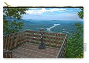 Lake Lure Overlook Carry-all Pouch