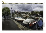 Lake Maggiore Boats Carry-all Pouch