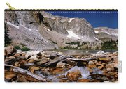 Lake Marie Snowy Range Carry-all Pouch