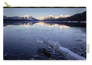 Lake Mcdonald Winter Carry-all Pouch