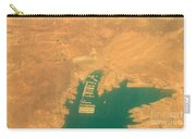 Lake Mead From The Air Carry-all Pouch