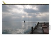 Lake Michigan At Rest Carry-all Pouch