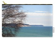 Lake Michigan Bluffs Carry-all Pouch