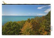 Lake Michigan Cut River 1 Carry-all Pouch