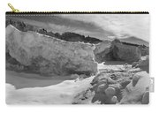 Lake Michigan Ice II Carry-all Pouch