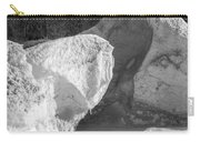 Lake Michigan Ice Viii Carry-all Pouch