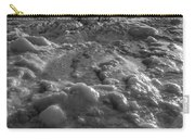 Lake Michigan Ice Xii Carry-all Pouch