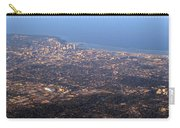 Lake Michigan Shoreline - Downtown Milwaukee  Carry-all Pouch
