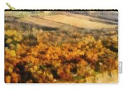 Lake Michigan Shoreline In Autumn Carry-all Pouch