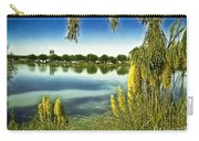 Lake Mindon Campground California Carry-all Pouch by Bob and Nadine Johnston