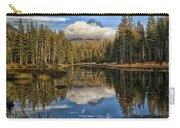 Lake Near Olmstead Point Yosemite Carry-all Pouch
