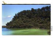 Lake Ngakoro Rotorua New Zealand Carry-all Pouch