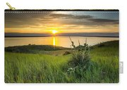 Lake Oahe Sunset Carry-all Pouch