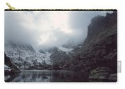 Lake Of Glass Carry-all Pouch by Eric Glaser