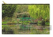 Lake Of Monet Carry-all Pouch