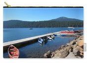 Lake Of The Woods Boat Harbor Carry-all Pouch