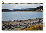 Lake On The Grand Mesa Colorado Carry-all Pouch