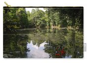Lake On The Plantation Carry-all Pouch