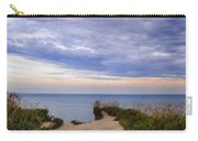 Lake Ontario At Scarborough Bluffs Carry-all Pouch