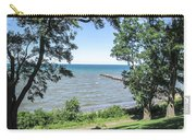 Lake Ontario At Webster Park Carry-all Pouch