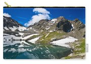 lake Pietra Rossa - Italy Carry-all Pouch