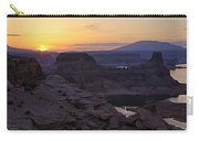 Lake Powell Sunrise  Carry-all Pouch