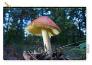 Lake Powhattan Mushroom Carry-all Pouch