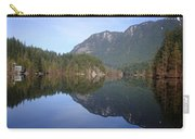 Buntzen Lake, Bc Reflections Carry-all Pouch