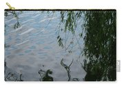 Lake Reflections Of Blue Carry-all Pouch